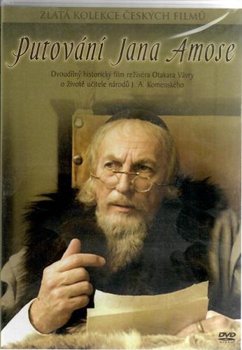 Putování Jana Amose ( plast ) DVD