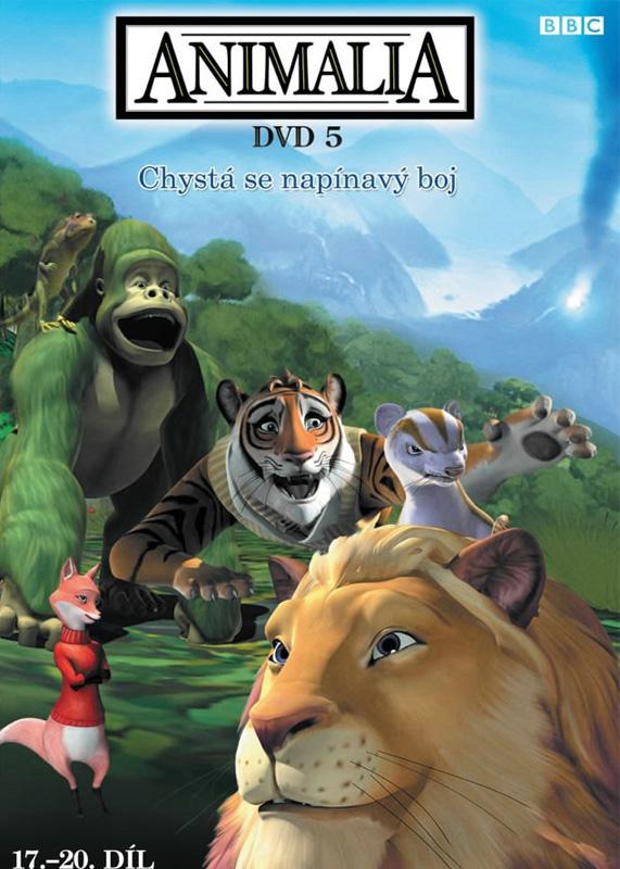 Animalia 5 - DVD