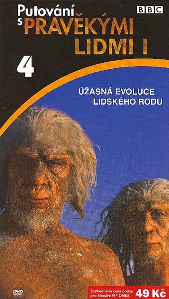 Putování s pravěkými lidmi I 4 - DVD
