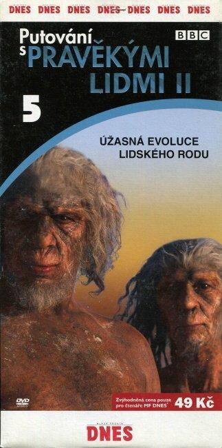 Putování s pravěkými lidmi II / 5 - DVD