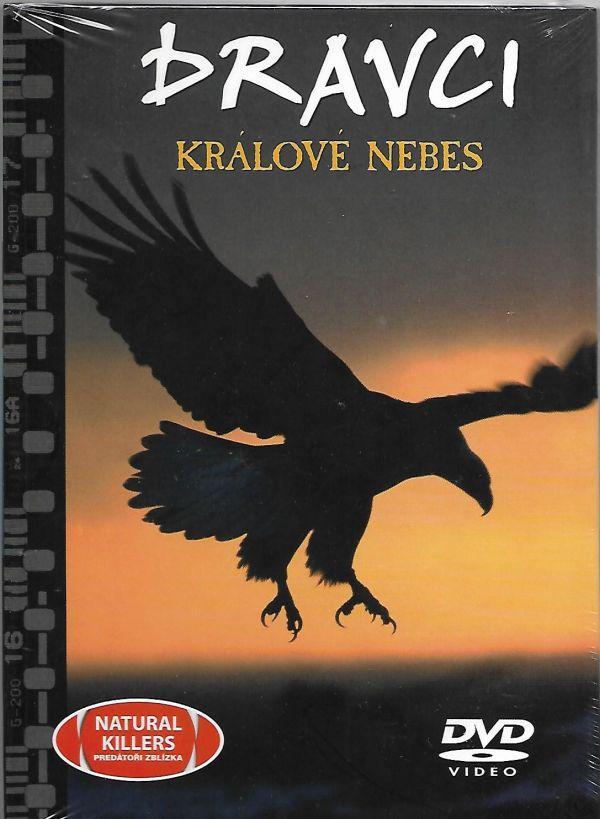 Dravci - Králové nebes - DVD + brožura