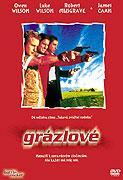 Grázlové - DVD plast
