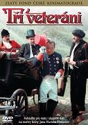 Tři veteráni - DVD plast