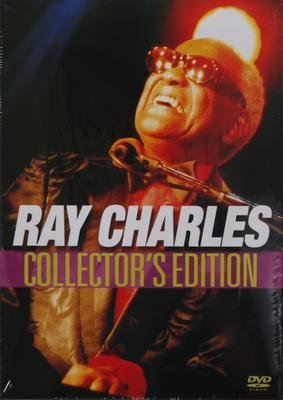 Ray Charles Collectors Edition -  2DVD plast