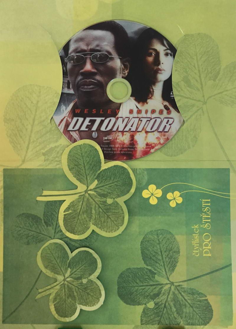 Detonator - DVD /dárkový obal/