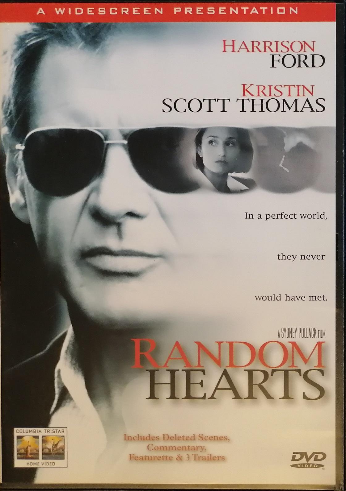 Random hearts ( Náhodné setkání ) - DVD plast