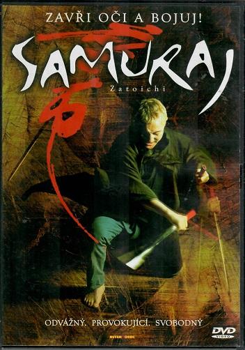 Samuraj / Zatoichi ( plast ) DVD