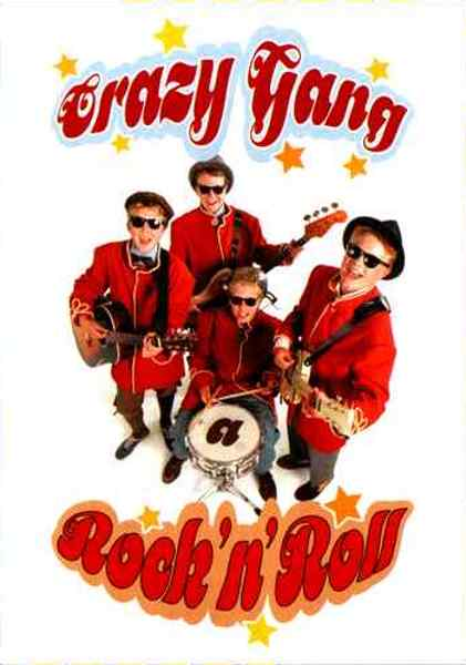 Crazy gang Rock and Roll - DVD