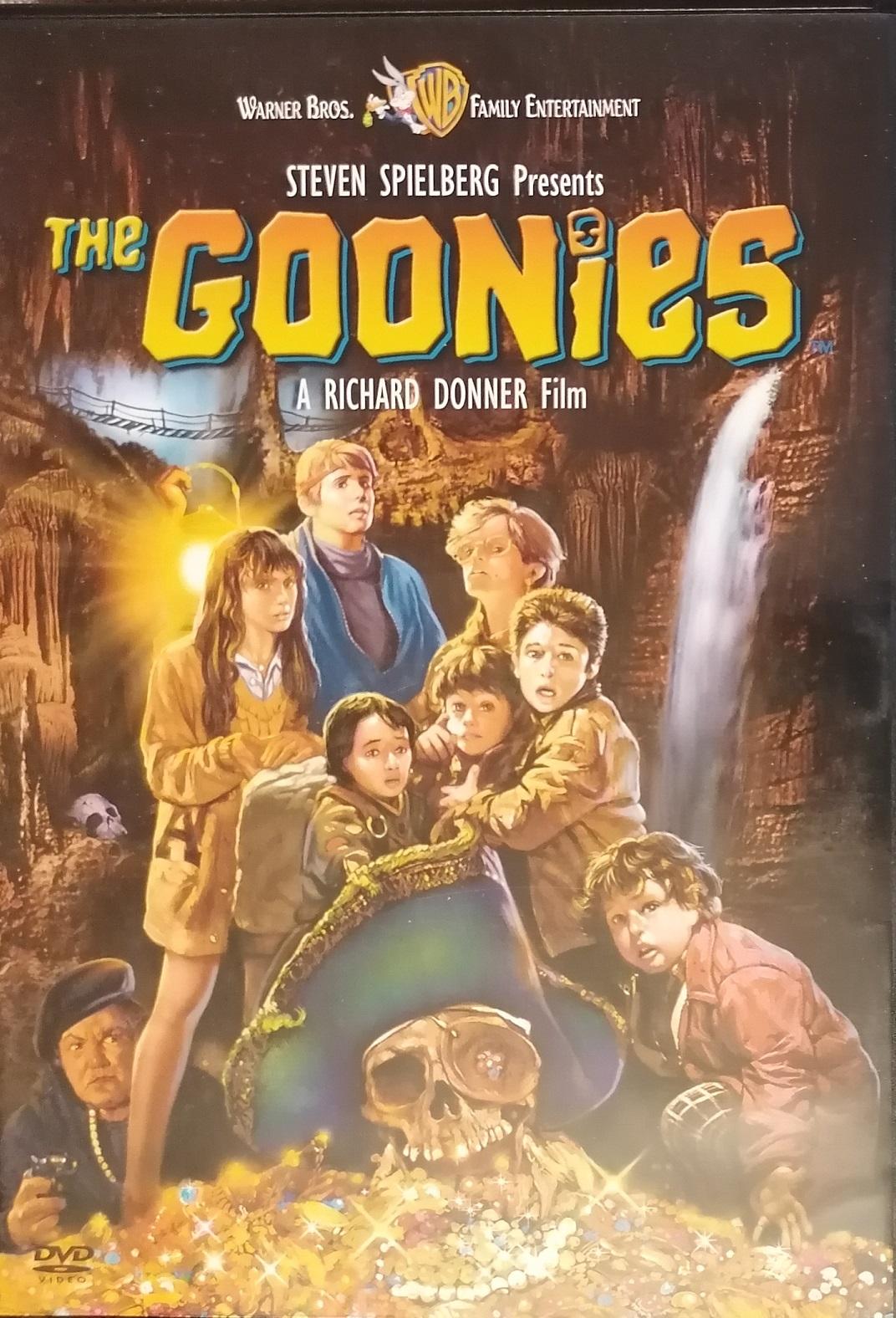 The Goonies ( Rošťáci ) - DVD plast