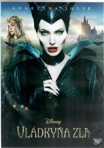 Vládkyňa zla / Zloba - Královna černé magie ( plast ) DVD