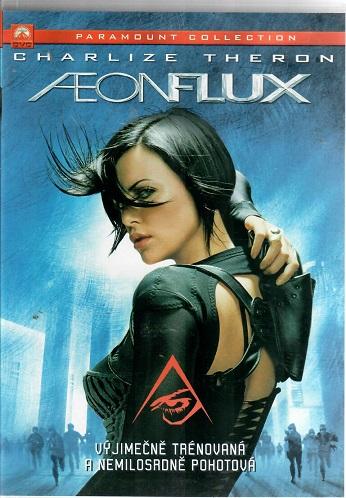 Aeon Flux ( Plast ) DVD