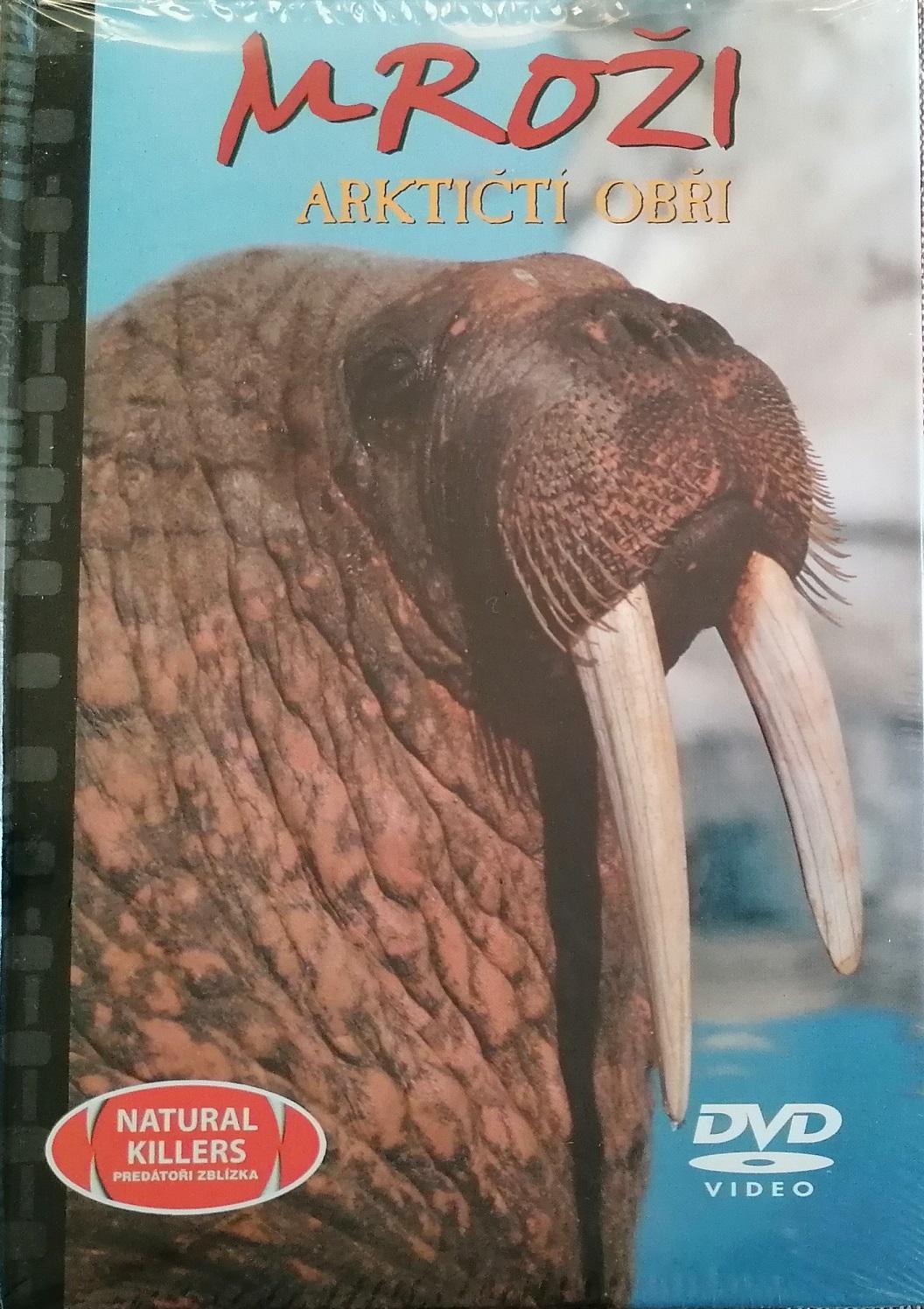 Mroži - Arktičtí obři - DVD + brožura