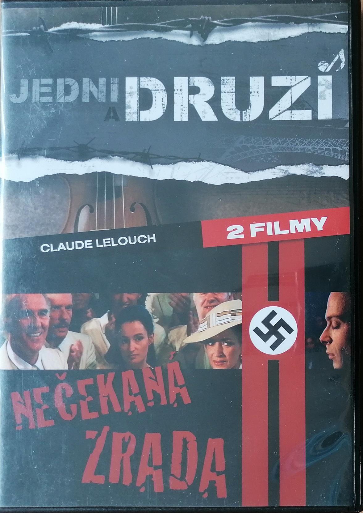 Jedni a druzí/Nečekaná zrada - 2 DVD plast