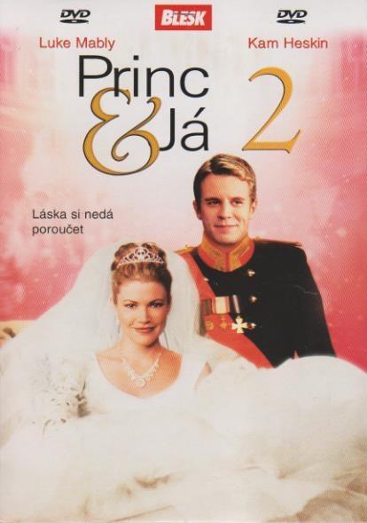 Princ a já 2 - Královská svatba - DVD