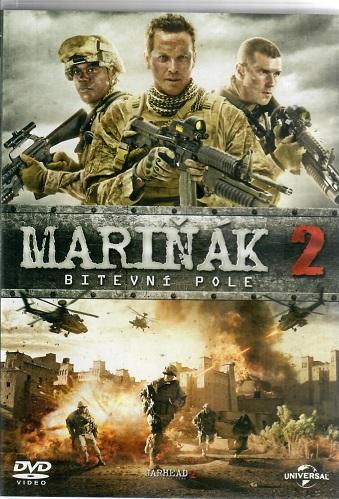 Mariňák 2: Bitevní pole ( plast ) DVD