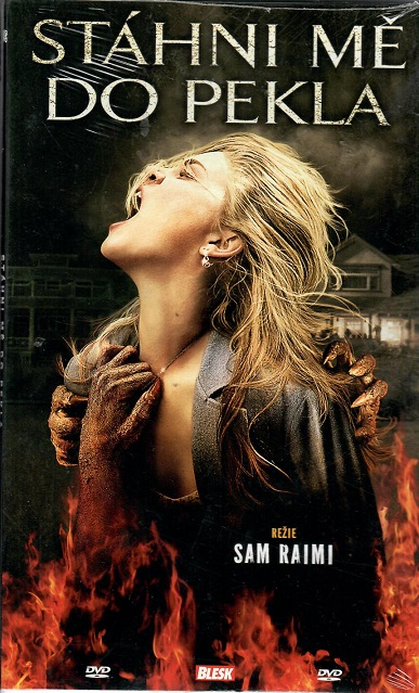 Stáhni mě do pekla ( pošetka ) DVD