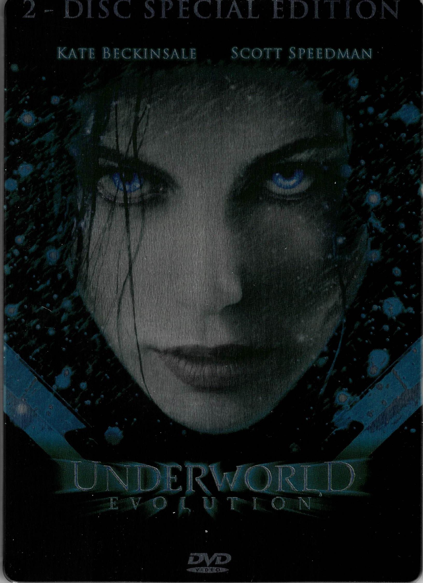 Underworld: Evolution ( 2- disc special edition)  - DVD Steelbook