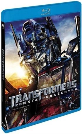 Transformers: Pomsta poražených (Blu-ray)