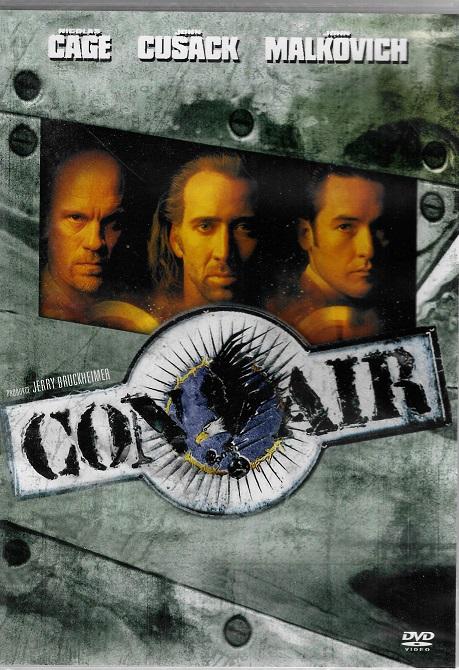 Con Air ( plast ) DVD