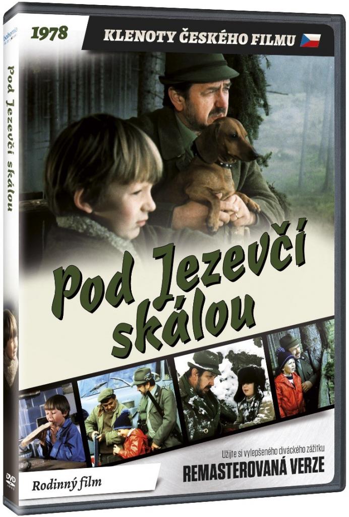 Pod Jezevčí skálou (remasterovaná verze) plast DVD