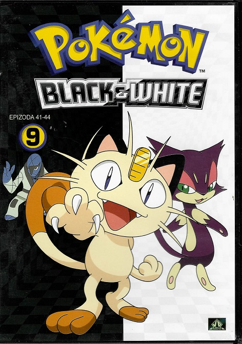 Pokémon: black and white 41. - 44. díl