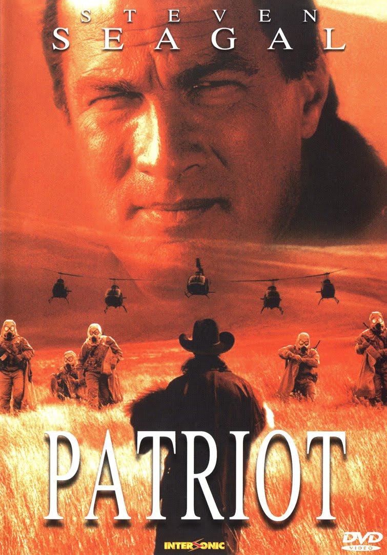 Patriot - S. Seagal - DVD