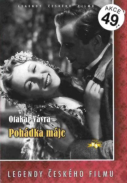 Pohádka máje - DVD