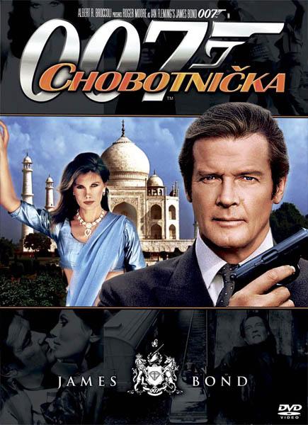 James Bond - Chobotnička - DVD