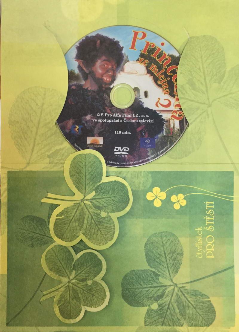 Princezna ze mlejna 2 - DVD /dárkový obal/