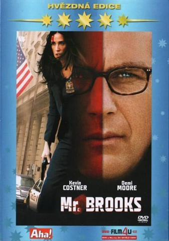 Mr.Brooks - DVD