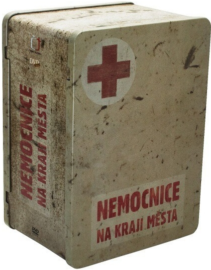 Nemocnice na kraji města - sada 7xDVD v dárkovém boxu