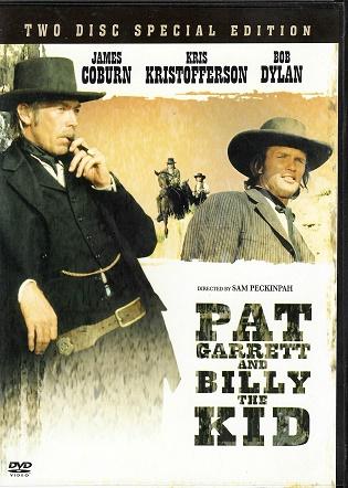 Pat Garret a Billy The Kid-  2 DVD ( originální znění, titulky CZ ) plast DVD