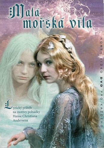 Malá mořská víla ( pošetka ) DVD