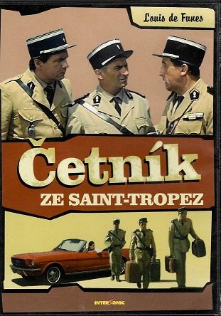 Četník ze Saint-Tropez ( plast ) DVD
