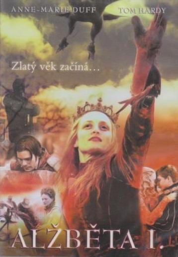 Alžběta I. - DVD