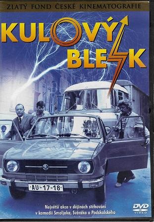 Kulový blesk ( plast ) DVD