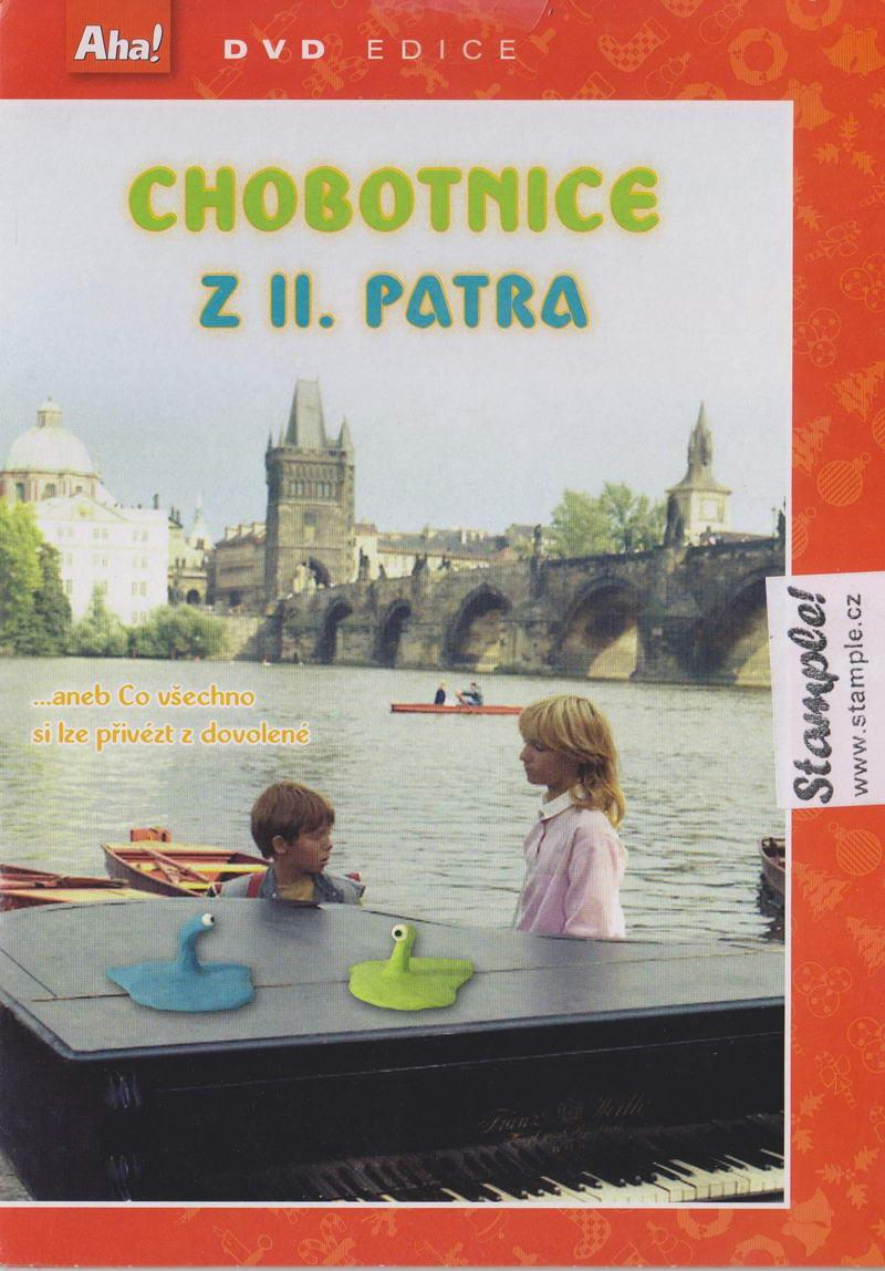 Chobotnice z II.patra - DVD