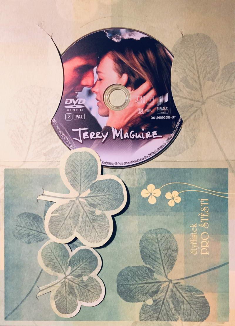 Jerry Maguire - DVD /dárkový obal/