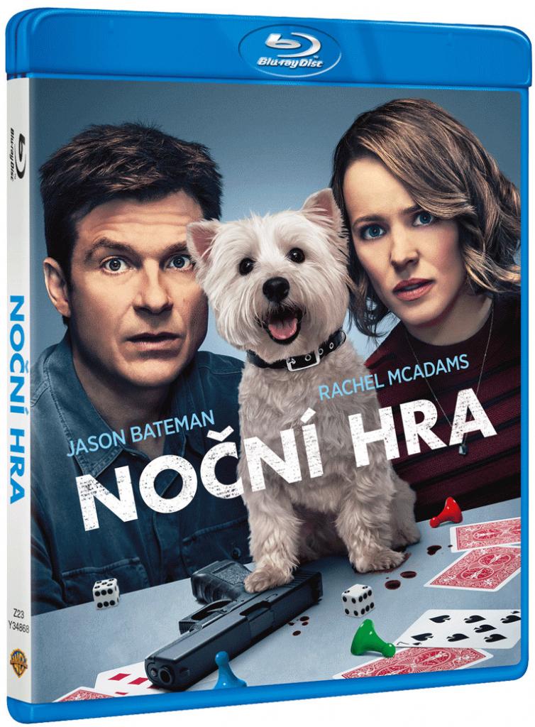Noční hra (Blu-ray)