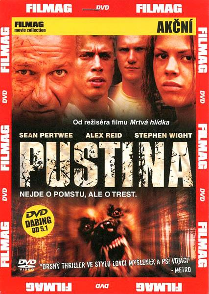 Pustina ( pošetka ) DVD