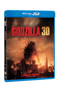 Godzilla 2BD (3D+2D)
