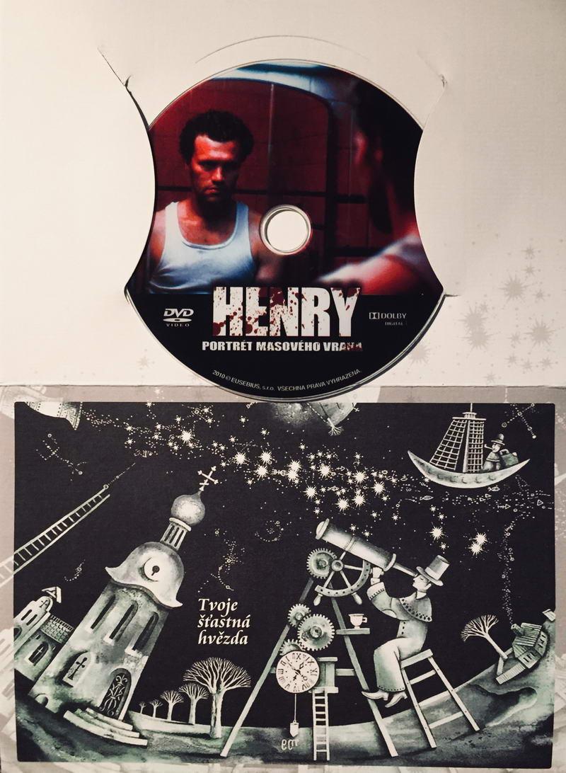Henry - Portrét masového vraha - DVD /dárkový obal/