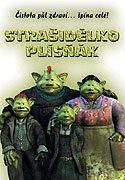 Strašidélko Plísňák - DVD /plast/