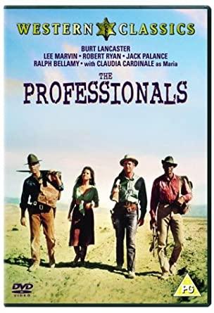 Professionals - Western Classics - DVD /plast/