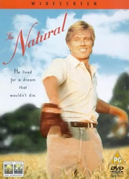 The Natural / Přirozený talent ( originální znění, titulky CZ ) plast DVD