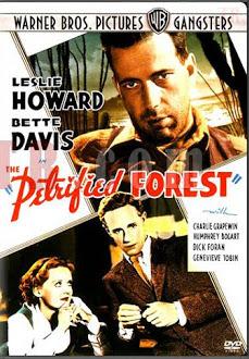 Petrified Forest / Zkamenělý les - DVD /plast/
