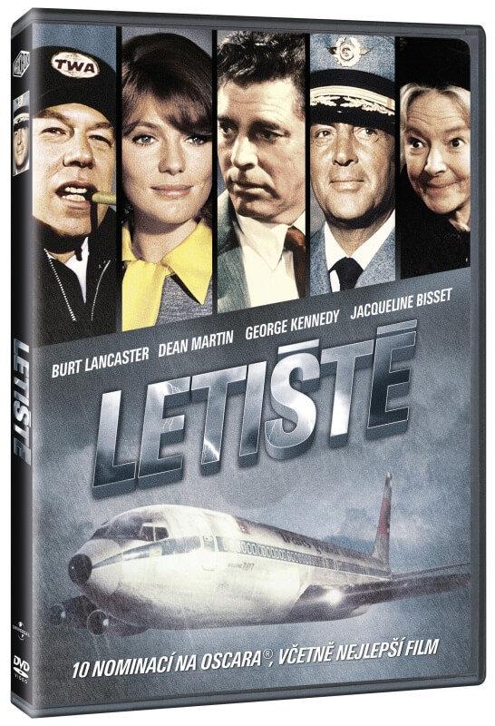 Letiště - DVD /plast/