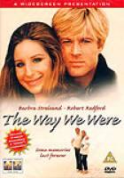 The Way We Were / Takoví jsme byli - DVD /plast/