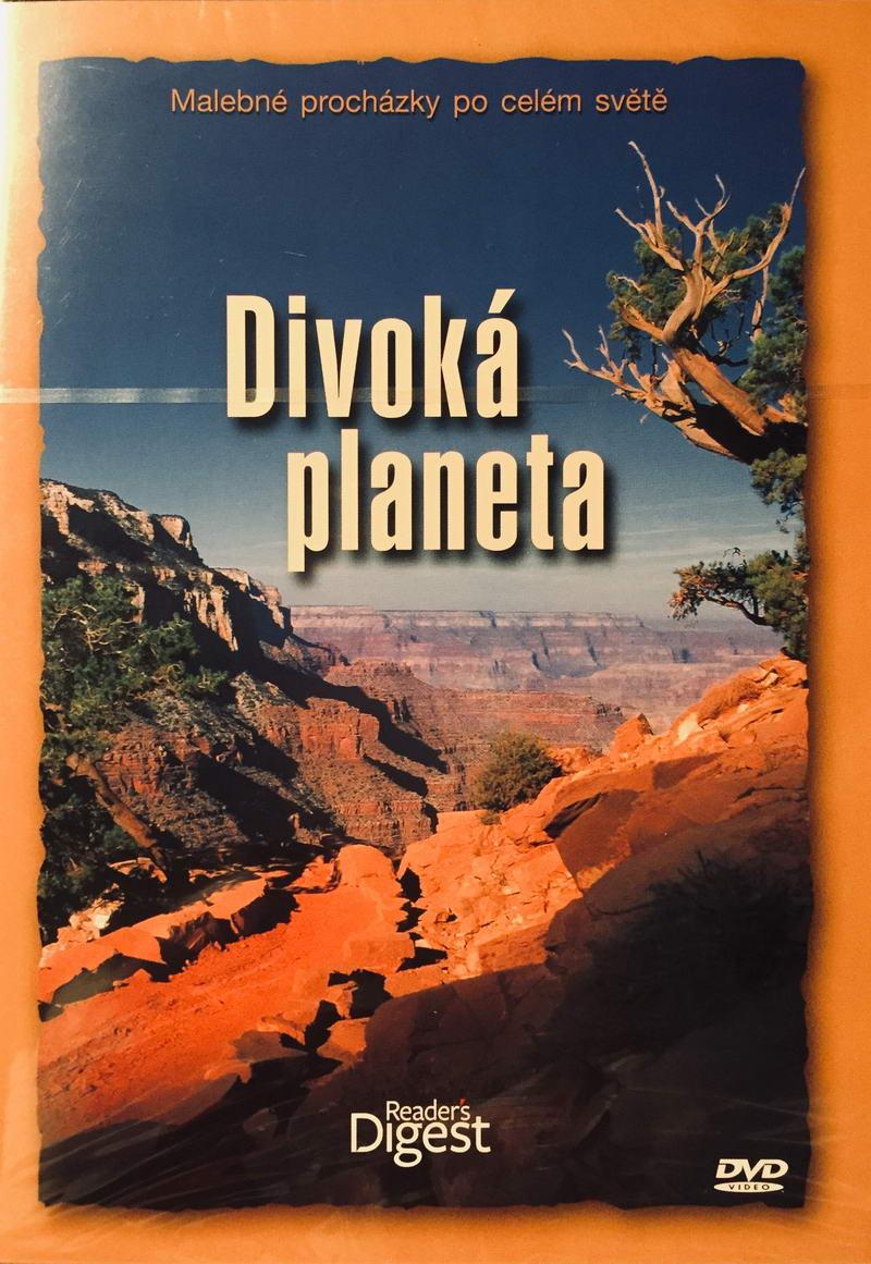 Malebné procházky po celém světě: Divoká planeta - DVD /plast/