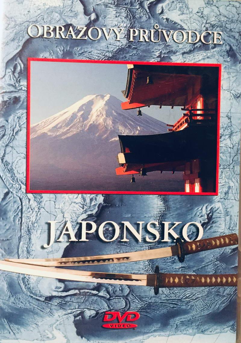 Obrazový průvodce - Japonsko - DVD /plast/